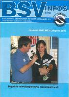 BSV Infos 6/2011
